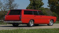 1967 Ford Ranch Wagon - 13