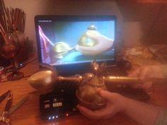 Elsa's Coronation Scepter & Orb