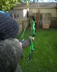 Diamond Archery Atomic Bow for Kids is a Winner - Wide Open Spaces