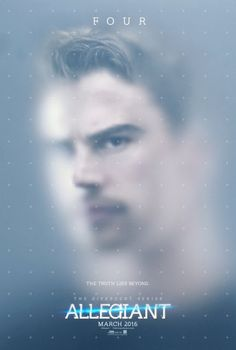 The Divergent Series: Allegiant - Theo James