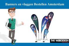 Producent van op maat vlaggen en spandoeken met de beste prijs bij #amsterdam. Banners, Amsterdam, Printing, Peace, Canvas, Tela, Banner, Canvases, Posters