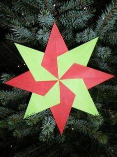 Resultado de imagem para kerstboom knutselen