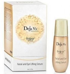 Deja Vu Dead Sea Minerals Bioxage Facial and Eye Lifting Serum >>> Find out more about the great product at the image link.