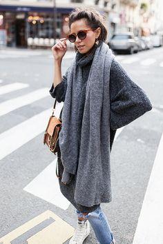Les babioles de Zoé✨ Jeans 501, Zara, Street Style, Weekend Style, Skinny, Pulls, Autumn Winter Fashion, Fall Winter, Trendy Outfits