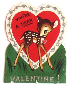 Valentine Card - I look forward to Valentine's Day just to see my cards from the other students.