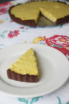 Pumpkin Custard Tart Recipe With Snickerdoodle Crust - Food - GRIT Magazine