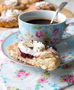 Laskiaiskierrepullat | Kinuskikissa - Suomen suosituin leivontayhteisö