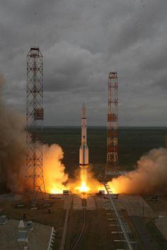 Proton-M launches Mexsat-1