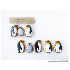 Penguin Cookies | Antolpo
