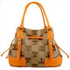 University of Tennessee Volunteers UT Ladies Handbag Tote Purse NWT