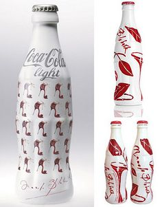 manolo-blahnik-coca-cola-light-2 by Vive intensamente, bebe Coca-Cola, via Flickr #coke #cocacola #cokelight