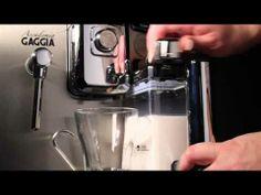 Gaggia Accademia Super Automatic Coffee / Espresso Machine