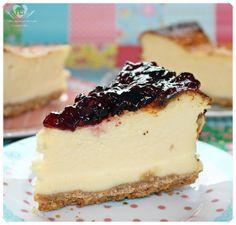 Cheesecake de amêndoas - O melhor restaurante do mundo é a nossa Casa