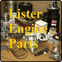 Lister Diesel Engine Spare Parts