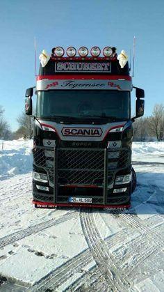 Andreas Schubert Scania