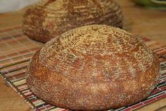 Француженка Фло (Flo Makanai makanaibio.com/ ) с 15 опытом в области выпечки, придумала простую формулу для хлеба на закваске..подробно ..кто читает на французском Вам сюда…