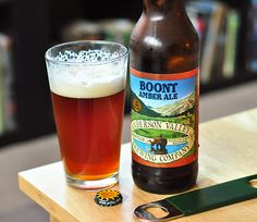 Boont Amber Ale from Anderson Valley Brewing Co.