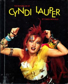 Picture Life of Cyndi Lauper