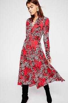 e814bf230112 Slide View 1  Tough Love Shirt Dress Red Shirt Dress