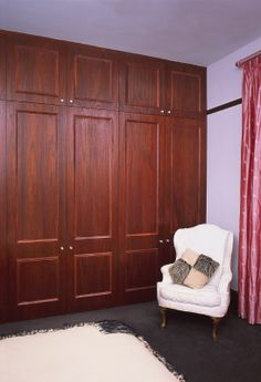 Our custom designed doors are individually tailored for your exact space and decor. Walk In Wardrobe Design, Wardrobe Doors, Bed Wall, Storage Solutions, Home Office, Armoire, Custom Design, Space, Building