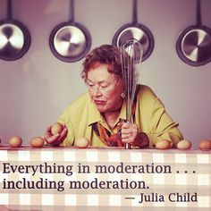 A reminder from Julia (moderation....not my thing)