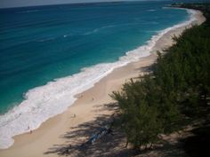 Nassau, Bahamas....went there last fall for my 25th wedding anniversary.....loved it!