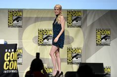 Emma Roberts The 'American Horror Story' And 'Scream Queens' Panel at Comic-Con International 2015