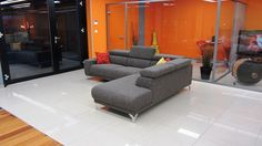 Fotogalerie - Showroom Brno - Sofaland Sofa, Couch, Showroom, Furniture, Home Decor, Homemade Home Decor, Settee, Couches, Home Furnishings