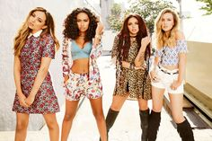 Little Mix in concert followed by Sun Gigs Q&A