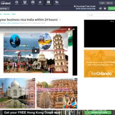 Get your business visa India within 24 hours & grow your business effectively!   | Visual.ly
