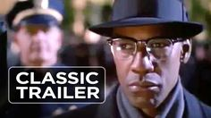 Malcolm X (1992) Official Trailer - Denzel Washington Movie HD