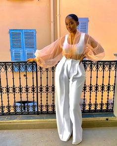 Black Women Fashion, Look Fashion, Fashion Outfits, Womens Fashion, Fashion Trends, Runway Fashion, Classy Outfits, Stylish Outfits, Looks Plus Size
