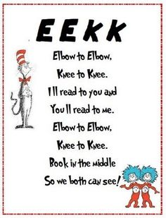 Dr.Seuss theme for classroom. for a reading circle