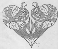 Web Pics and Patterns - Blanca Torres - Picasa Web Album Embroidery Hearts, Embroidery Letters, Hand Embroidery, Victorian Lace, Vintage Lace, Web Pics, Lace Art, Bobbin Lace Patterns, Lacemaking