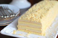 Торт «Славянка» с невероятным кремом