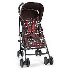 Mamas & Papas Tour Umbrella Stroller - Cherry Dot by Mamas & Papas