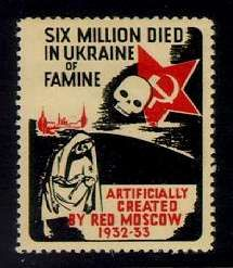 ukraine stamps 1922  letters from family tell of this famine