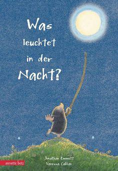 Was leuchtet in der Nacht?: Amazon.de: Jonathan Emmett, Vanessa Cabban, Peter Ahorner: Bücher
