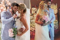 Reveja os casamentos dos famosos em 2016