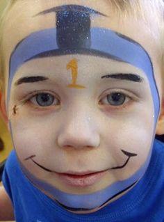 61 Best Face Paint Options Images On Pinterest