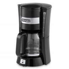De'Longhi ICM15210.1 Coffee Machine Best, Filter Coffee Machine, Home Coffee Machines, Coffee Maker Machine, Coffee And Espresso Maker, Best Coffee Maker, French Press Coffee Maker, Drip Coffee Maker, Machine Expresso