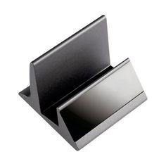 Metal card/phone holder Product size 6 x 4 x 5,5 Branding size 4 x 1,5