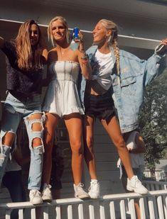 Cute Friend Pictures, Best Friend Photos, Best Friend Goals, Cool Outfits, Summer Outfits, Fashion Outfits, Casual Outfits, Beautiful Outfits, Girly Outfits