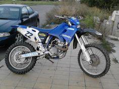 Yamaha WR 400 F 2001 registered in Ro Cluj Napoca - JAPAN AUTO MOTO