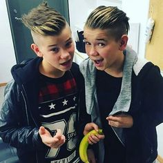 Cute Twins, Great Friends, Teen Fashion, Cool Pictures, Mac, Celebrities, Boys, Digger, Wallpaper