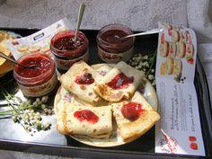 W Mojej Kuchni Lubię.. : pyszne naleśniki z naturalnie owocowymi dżemami St...