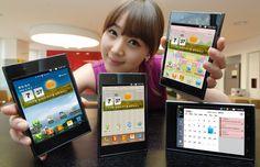 LG's Optimus Vue, the latest phone-tablet hybrid