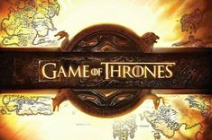 Game of Thrones : Logo - Maxi Poster 91.5cm x 61cm new and sealed