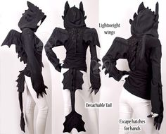 How To Train Your Dragon hoodie O. Would love to just own it orrr wear it on Halloween! Toothless Costume, Toothless Hoodie, Dragon Hoodie, Dragon Costume, Toothless Pattern, Toothless Dragon, Kawaii Clothes, Diy Clothes, Cosplay Outfits