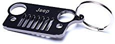 Jeep Wrangler Keychains Browse our wide selection of Jeep Wrangler Keychains to find the best prices on everything Jeep. In this category you will find Jeep Keychains for all make and model Jeep Wrangler owners including Unlimited, Rubicon, Sahara, Sport, JK, JKU, LJ, TJ, YJ, CJ, etc. Jeep Wrangler Key chain products like keychains with flashlights, escape tool key rings, stainless steel keychains, key fobs, lanyard key rings, steering wheel keychains, jeep logo key fobs and much more. You…